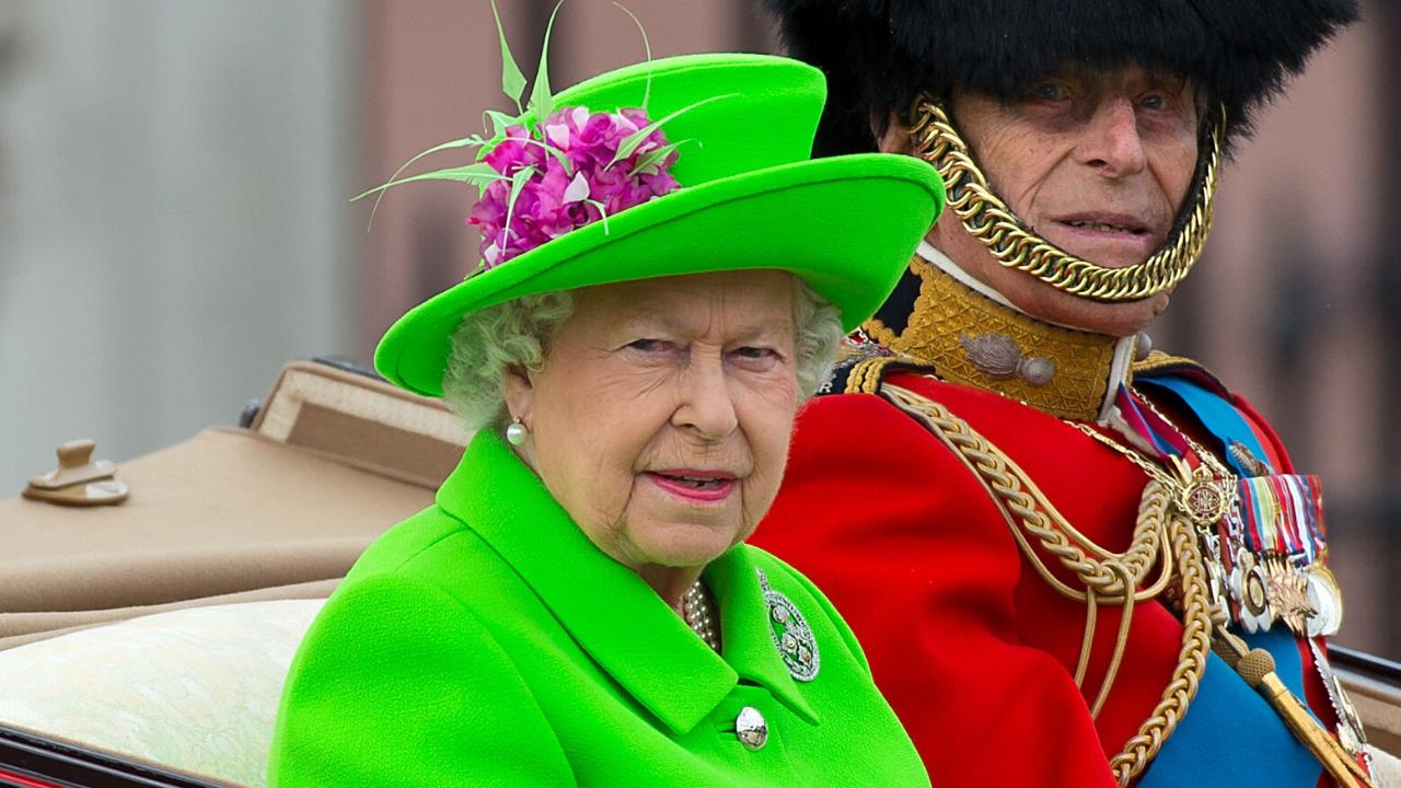 عيد ميلاد ملكة بريطانيا