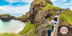 السياحة في ايرلندا الشمالية واهم المناطق والوجهات السياحية فيها