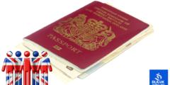الجنسية البريطانية للاجئين في المملكة المتحدة والاقامة الدائمة